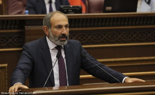 Пашинян: Отношения между Арменией и Россией в военно-технической сфере продолжат развиваться
