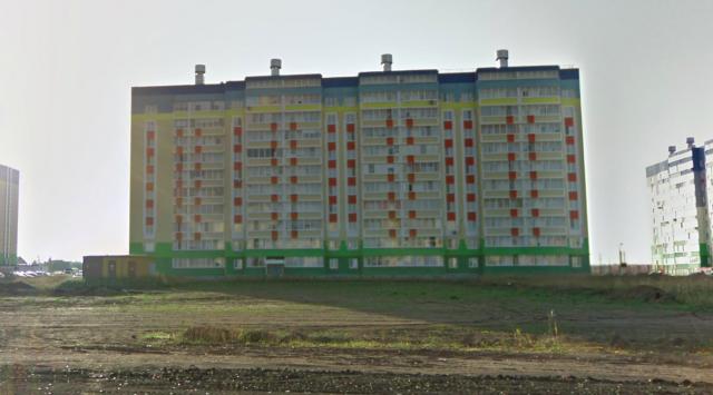 Дом по улице Галеева