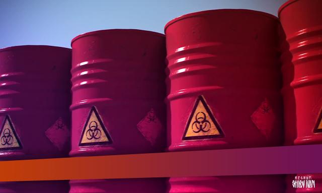 Высокотоксичные отходы планировали выбрасывать на подмосковные свалки