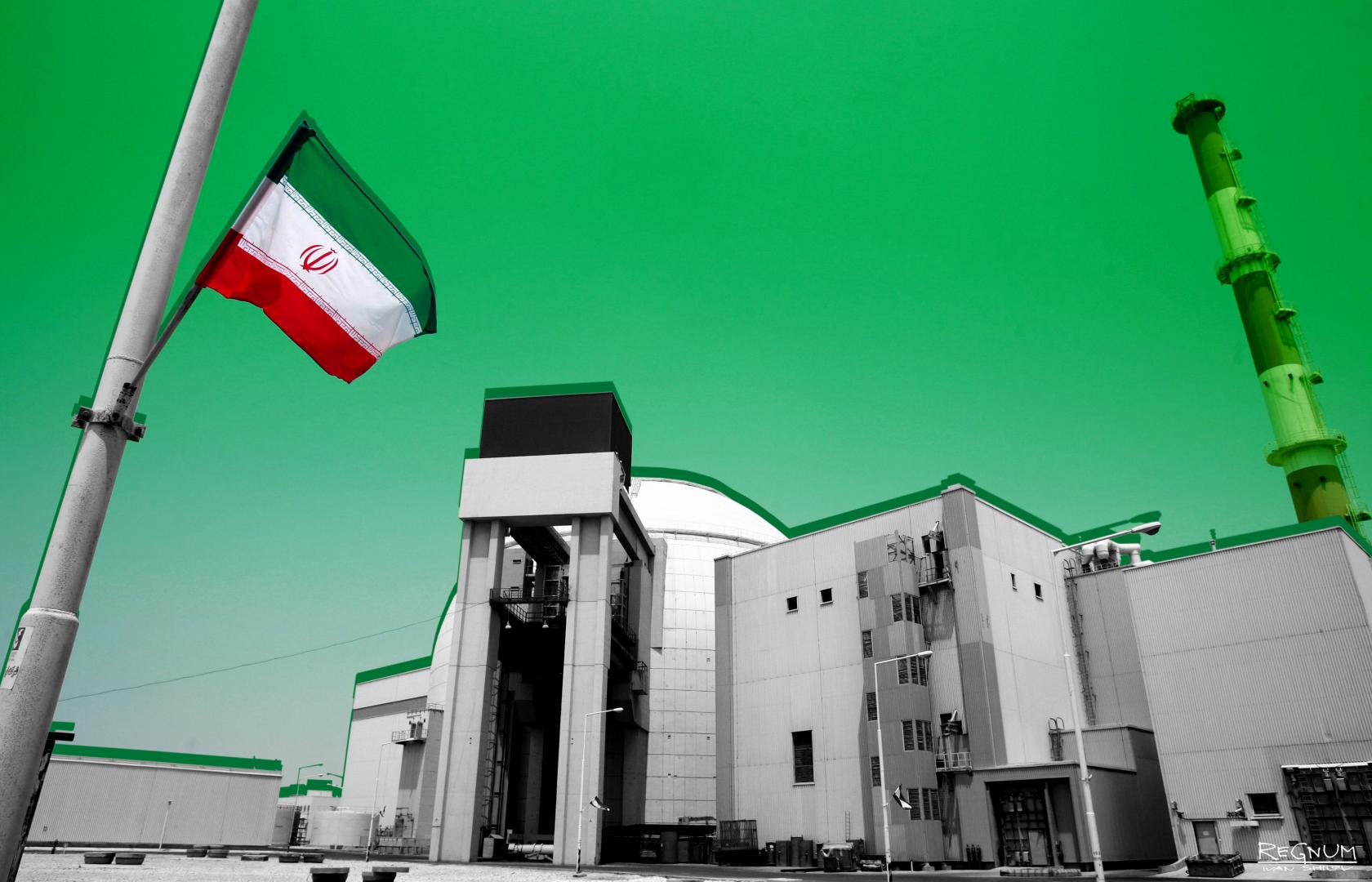 Иранская ядерная программа