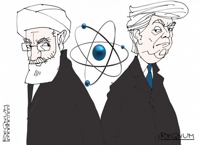 Эдуард Лимонов: что ждёт США в Иране 22.05.2018