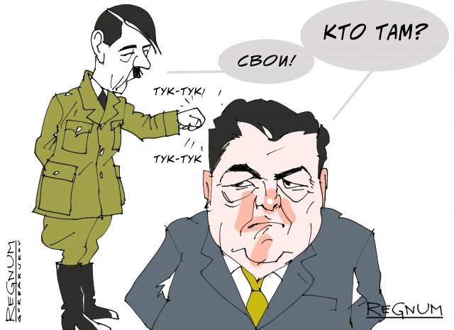 «Украина — враг России... И виноват в этом Путин!»