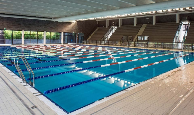 На базе нового спорткомплекса в Ижевске достроят 50-метровый бассейн