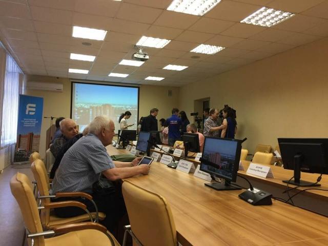 В Ярославле заседание экспертной группы по «Скоково» прошло со скандалом. Что не поделили общественники?
