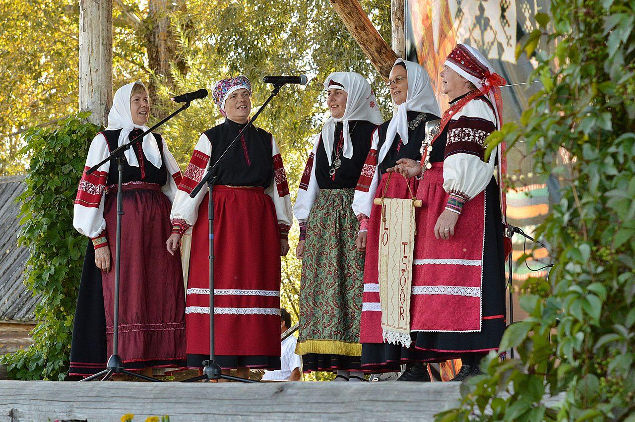 Культурный фестиваль народа сето