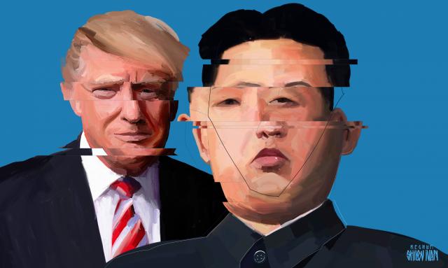 «Может быть, позднее» — Трамп признал провал переговоров с КНДР