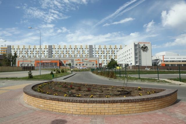 В Волгограде открылось «лучшее отделение скорой помощи в России»