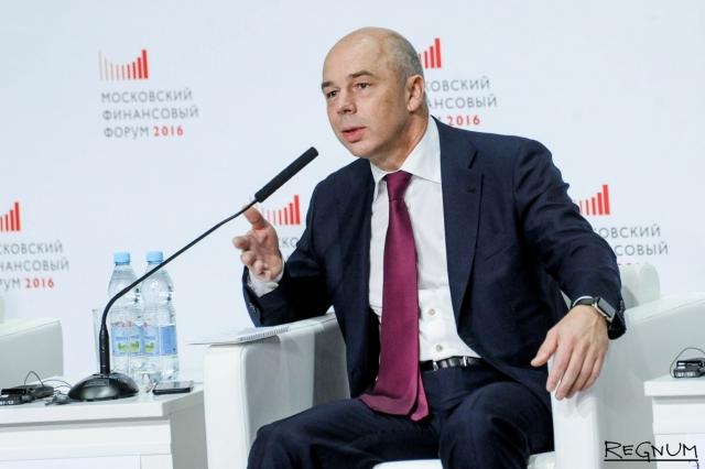 Силуанов исключил повышение налогов в России в ближайшие шесть лет