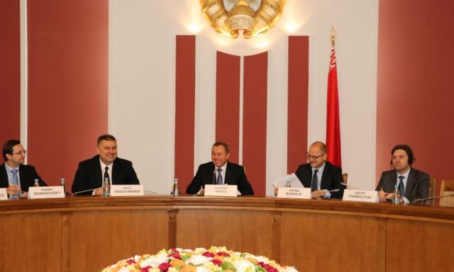 Переговоры дипломатов ЕС и Белоруссии