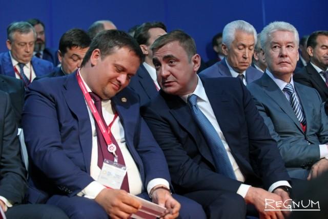 Андрей Никитин и Алексей Дюмин
