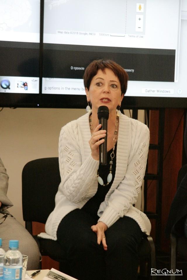 Вероника Выборнова, специалист департамента коммуникаций Региональной делегации МККК в России, Белоруссии и Молдове