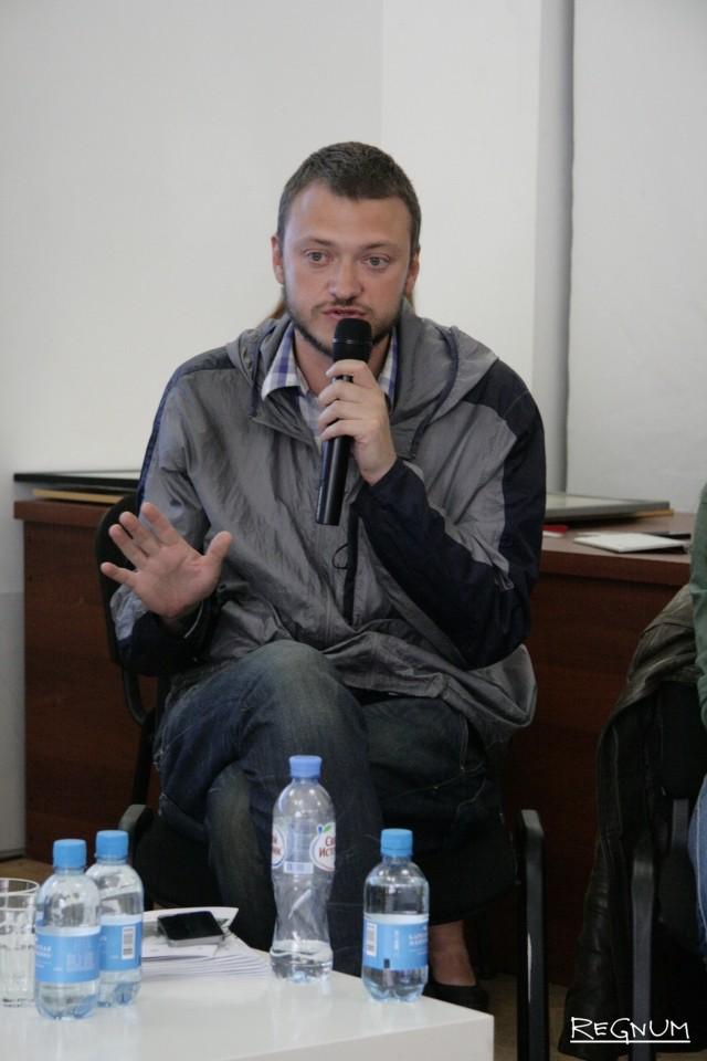 Фотограф Сергей Строителев