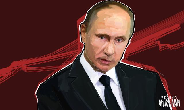 Путин не советует Западу переходить «красную черту» в отношениях с РФ