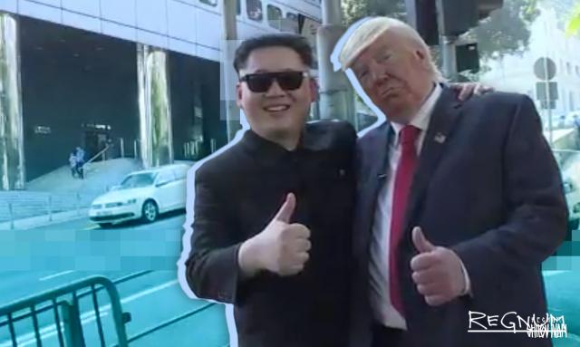 Пентагон – о встрече Трампа и Кима: Возможно, мы ее еще организуем