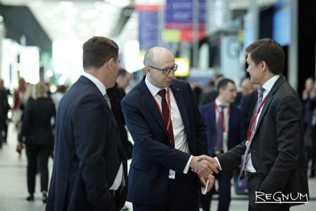 На ПМЭФ-2018 подписали 550 соглашений почти на 2,5 триллиона рублей