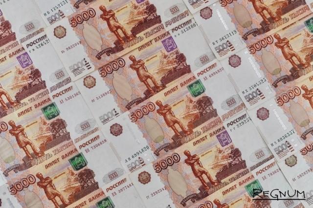 Правительство хочет увеличить расходы ПФР почти на 100 млрд рублей
