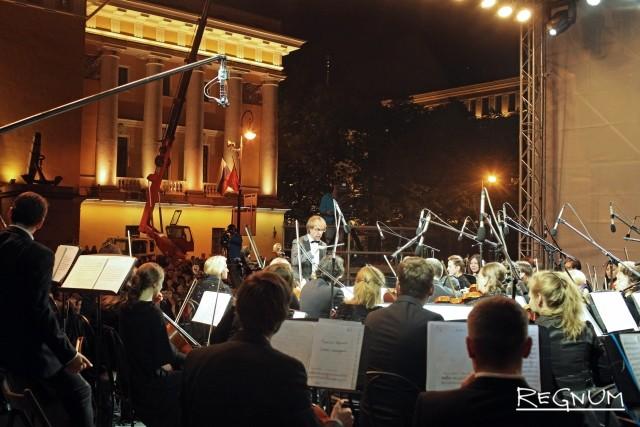 Симфонического оркестр «Северная симфония» под управлением Фабио Мастранджело