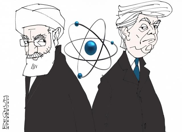 Противостояние, Трамп, Иран, ядерная сделка