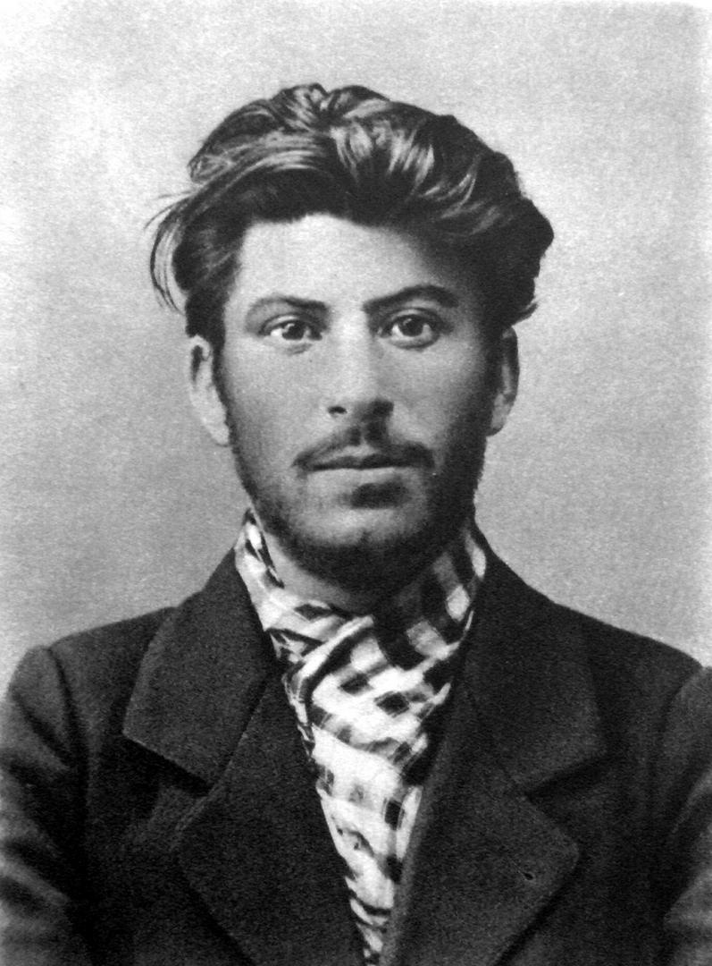 Коба, член марксистского кружка. 1902