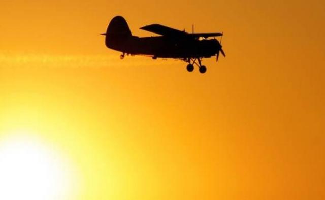 Легкомоторный самолет упал в Волгоградской области