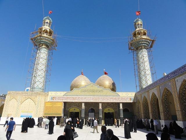 Мечеть в Багдаде. Ирак