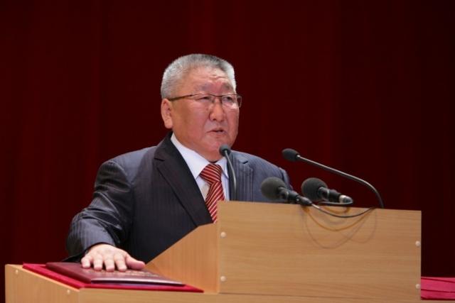 В Якутии – ураган: республика провожает Ил дархана Егора Борисова