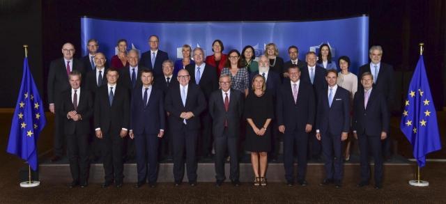 Еврокомиссары