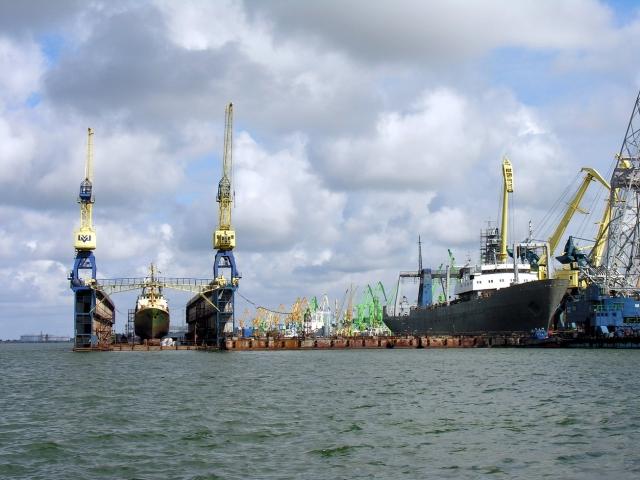 Порт Клайпеды