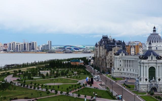 Казань. Татарстан