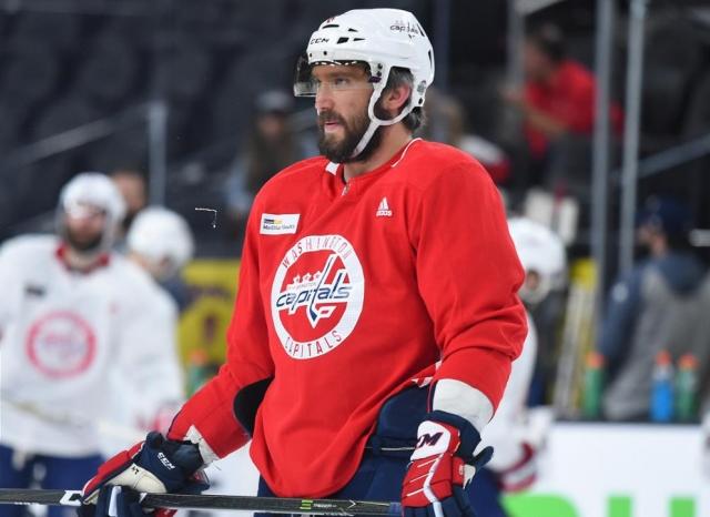 Неделя НХЛ: Овечкин поднял над головой приз принца Уэльского