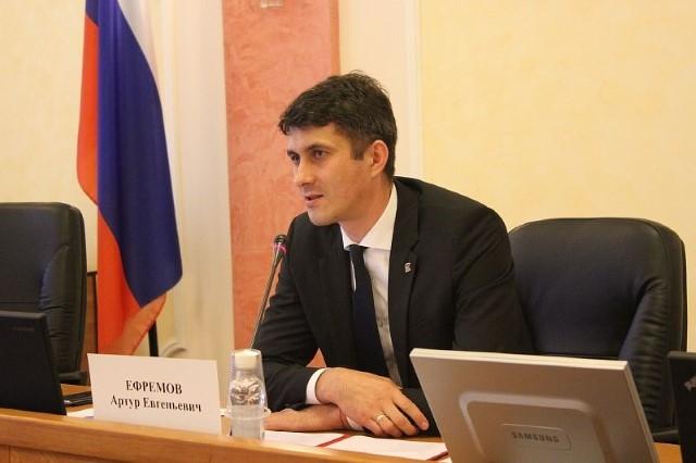Председатель муниципалитета Ярославля поддержал арестованного Павла Дыбина