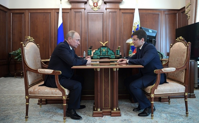 Назначение врио губернатора ЯНАО: «Задача выйти из тени Кобылкина»