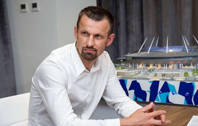 Сергей Семак возглавил «Зенит», в котором провел 72 матча