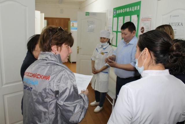 Активисты ОНФ в Якутии обследуют сельские ФАПы