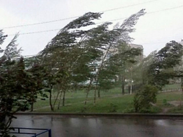 Из-за непогоды в муниципалитетах Чувашии вводят режим ЧС и устраняют аварии
