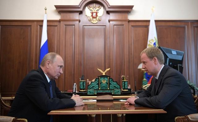 Кремлёвское зрение и новые главы Алтайского края и Амурской области
