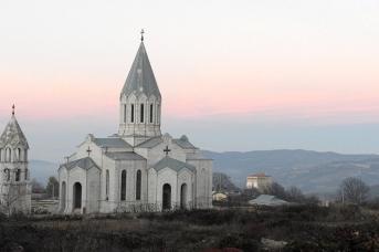Сурб Аменапркич Казанчецоц в Шуши (Республика Арцах)