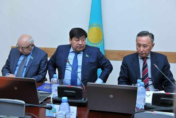 В Комитете Сената рассмотрен законопроект «О Совете Безопасности Республики Казахстан»