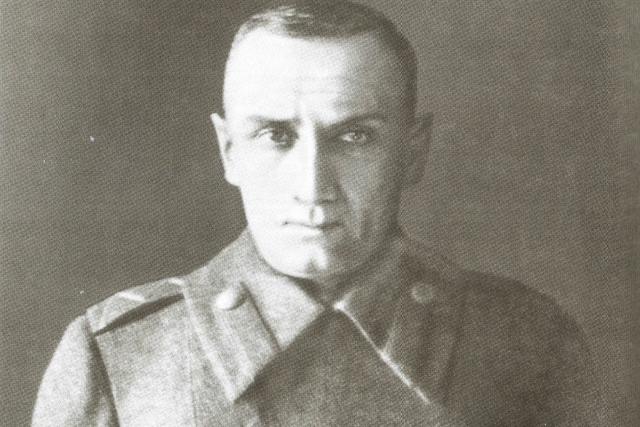 Последняя фотография Колчака. Январь 1920 года