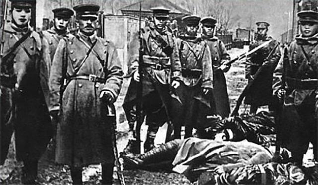 Японские войска в Приморье. 1918 — 1919 гг