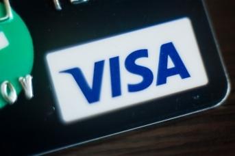 Банковская карта Visa. Владимир Чичилимов © ИА Красная Весна