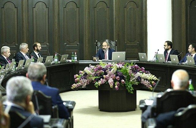 Внешнеполитические приоритеты программы нового правительства Армении