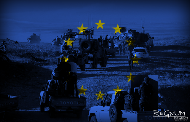 Минобороны Германии: Оборонный союз ЕС открыт для диалога с Россией