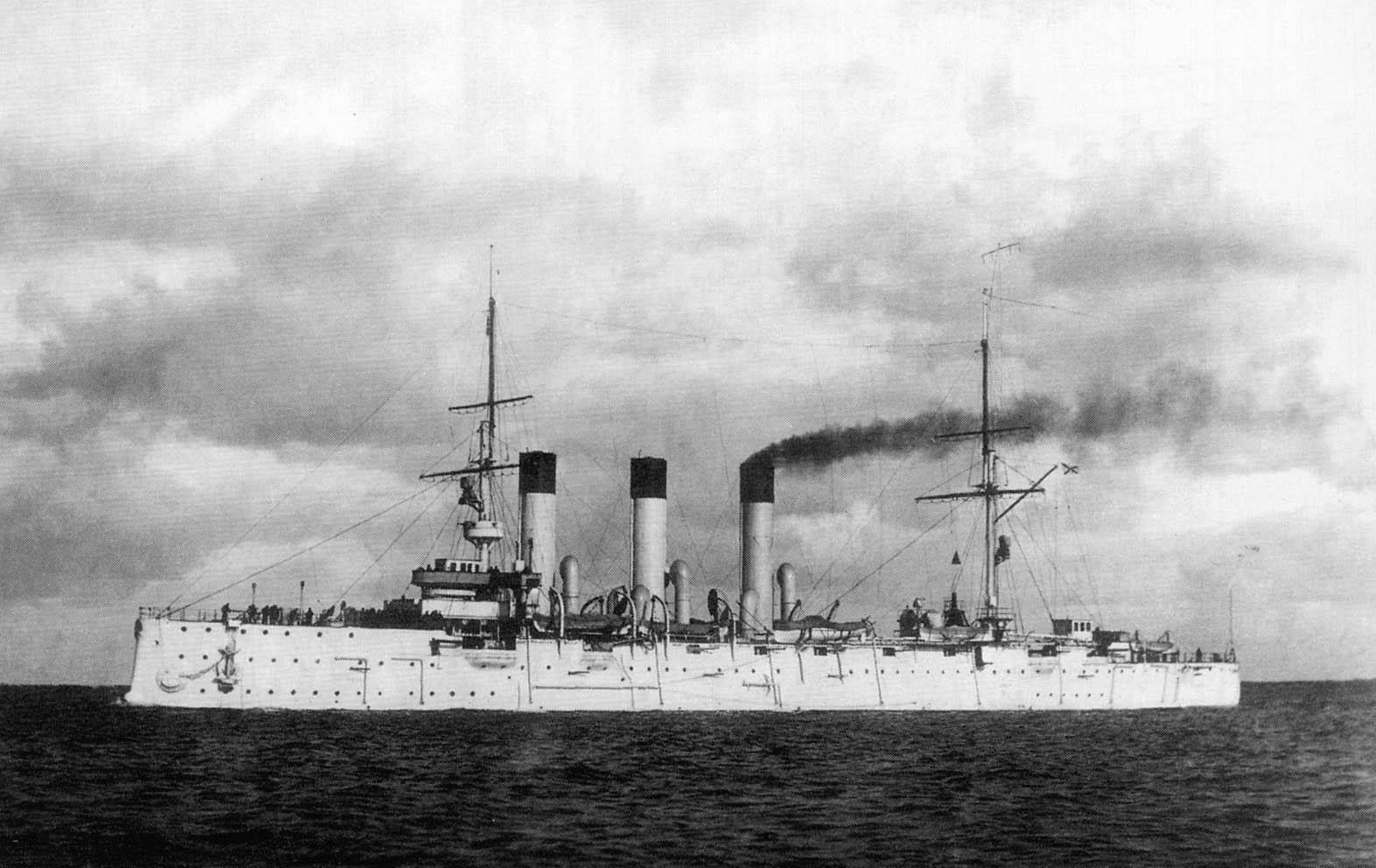 На испытаниях 14 июня 1903 года
