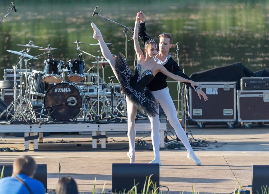 Артисты Имперского русского балета