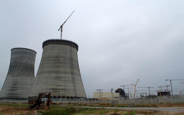 Минприроды Белоруссии: БелАЭС сократит выбросы парниковых газов