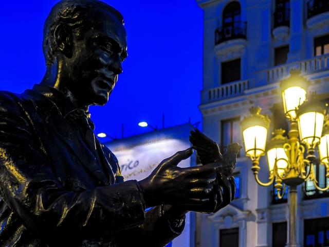 Лорка — ускользающий символ Испании