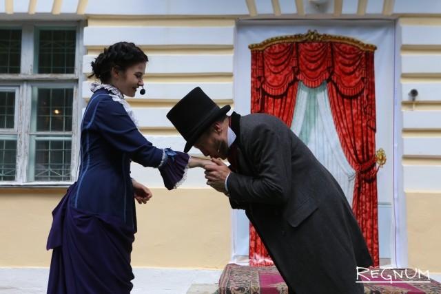 Пушкинский праздник поэзии в Берново