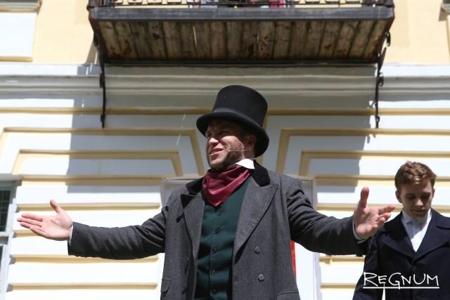 Праздник поэзии в тверском селе собрал сотни почитателей творчества Пушкина