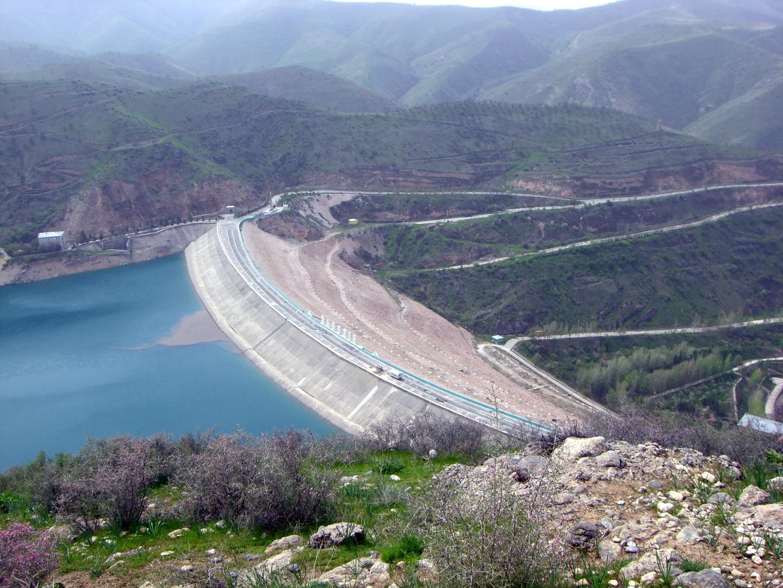 Экономика Узбекистана. Гиссаракская ГЭС-3